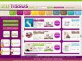 annuaire 4-sharing Vente de tissus en ligne